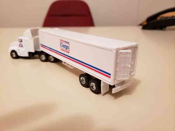 Caminhão em Miniatura